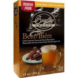 Bradley Smoker - Brikety Premium Beer 24ks