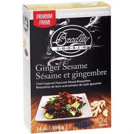 Bradley Smoker - Brikety Premium Ginger Sesame 24ks