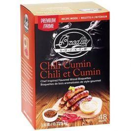 Bradley Smoker - Brikety Premium Chilli Cumin 48ks