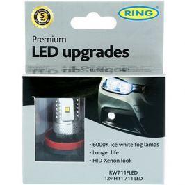 RING LED H11 6000K 2ks