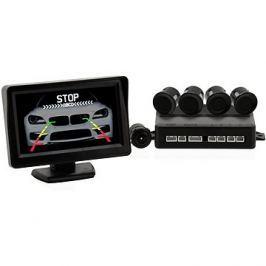 COMPASS Parkovací asistent 4 senzory + zadní kamera