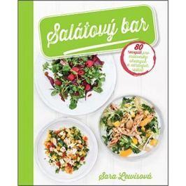 Salátový bar: 80 receptů pro milovníky chutných a zdravých saláttů
