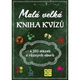 Malá velká kniha kvízů: Přes 4 210 otázek z různých oborů