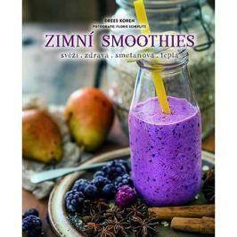 Zimní smoothies: svěží, zdravá, smetanová, teplá