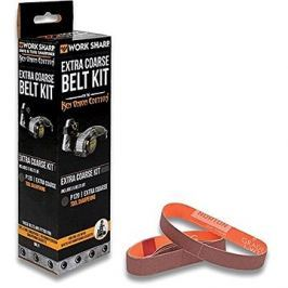 Work Sharp Belt Kit for P120 Extra Course  PP0002934 Qty 5