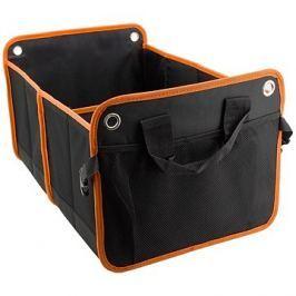 COMPASS Organizér do kufru dvojitý 54x34cm ORANGE