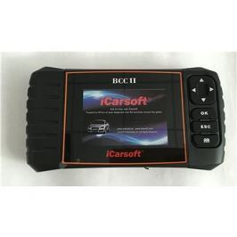 iCarsoft BCC II pro Chrysler / Jeep / GM (Chevrolet/Buick/Cadillac/GMC)