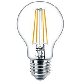 Philips LED Classic 7-60W, E27, 2700K, čirá, filament, set 6ks