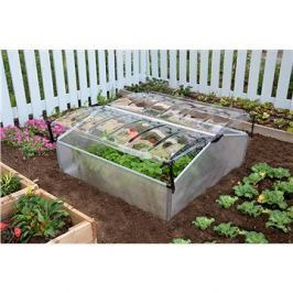 COLD FRAME Double arch