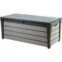KETER BRUSHWOOD BOX 455L grafit/šedý