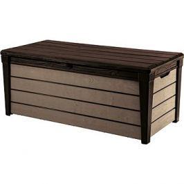 KETER BRUSHWOOD BOX 455L hnědá