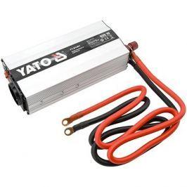 YATO Měnič napětí 12/230V 800W