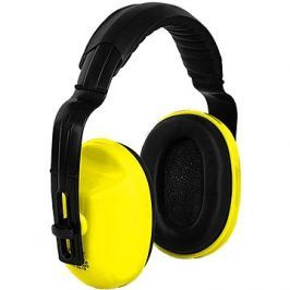 CXS Mušlové chrániče sluchu EP106, žluté