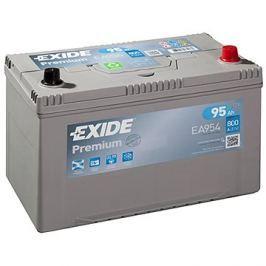 EXIDE Premium 95Ah, 12V, EA954