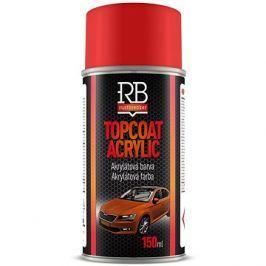 Rustbreaker - červená sensual metalíza 150 ml