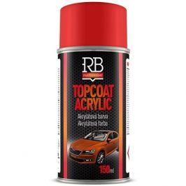 Rustbreaker - černá matná 150 ml