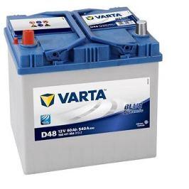 VARTA BLUE Dynamic 60Ah, 12V, D48