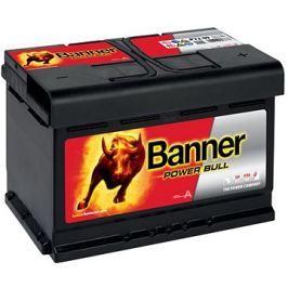 BANNER Power Bull 72Ah, 12V, P72 09
