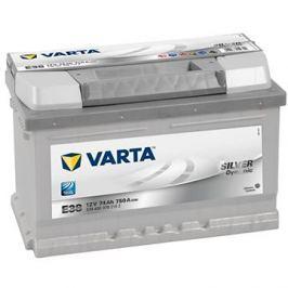 VARTA SILVER Dynamic 74Ah, 12V, E38