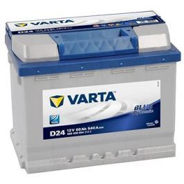 VARTA BLUE Dynamic 60Ah, 12V, D24