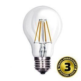 LED žárovka, retro, klasický tvar, 8W, E27, 3000K, 360°, 810lm