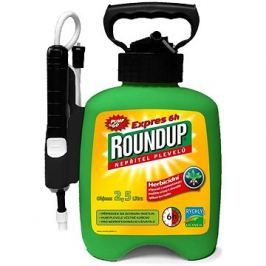 ROUNDUP Expres 6h 2.5l PUMP & GO