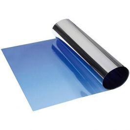 FOLIATEC - metalizovaný, přechodový stínící pruh na přední okno - modrý