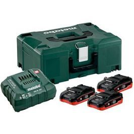 Metabo Basic-Set 685133000