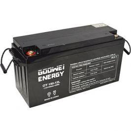 GOOWEI ENERGY OTL150-12, baterie 12V, 150Ah, DEEP CYCLE