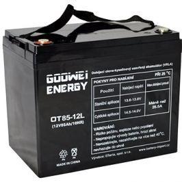 GOOWEI ENERGY OTL85-12, baterie 12V, 85Ah, DEEP CYCLE