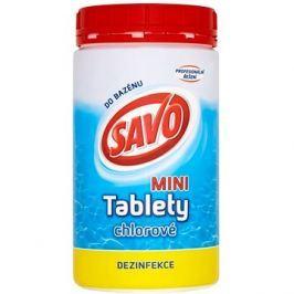 SAVO Chlorové tablety mini 0.9kg