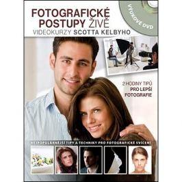 Fotografické postupy živě: Videokurzy Scotta Kelbyho