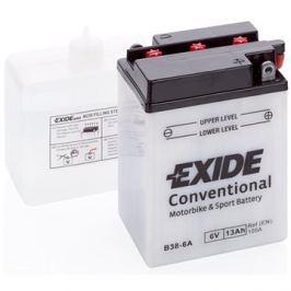 Motobaterie EXIDE BIKE Conventional 13Ah, 6V, B38-6A