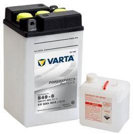 Motobaterie VARTA B49-6, 8Ah, 6V
