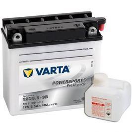 Motobaterie VARTA 12N5.5-3B, 6Ah, 12V