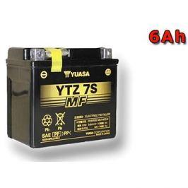 Motobaterie YUASA YTZ7S, 12V,  6Ah
