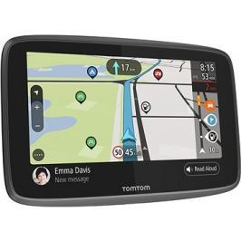 TomTom GO Camper World LIFETIME mapy