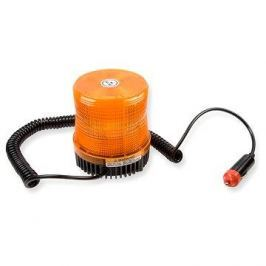 Maják oranžový 24V xenon, magnetický