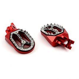 M-Style MX stupačky Honda - červené