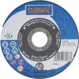 NAREX 115/1.6mm na kov A 46Q BF