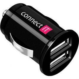 CONNECT IT InCarz Charger Mini černá