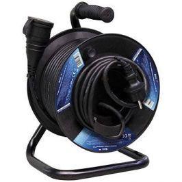 Emos Gumový prodlužovací kabel na bubnu - spojka 25m
