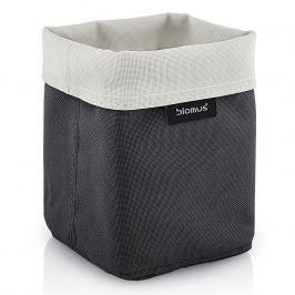 Blomus Oboustranný košík na kosmetické potřeby malý pískový/antracitový ARA