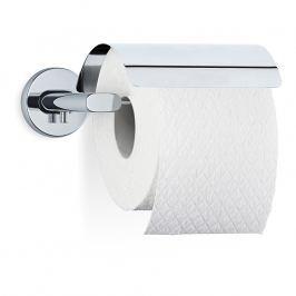 Blomus Držák toaletního papíru s krytem leštěný nerez AREO
