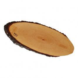 Boska Přírodní dřevěné prkénko na sýr Bark M
