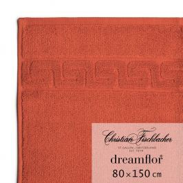 Christian Fischbacher Osuška 80 x 150 cm šarlatová Dreamflor®, Fischbacher