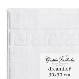 Christian Fischbacher Ručník na ruce/obličej 30 x 30 cm bílý Dreamflor®, Fischbacher