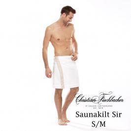 Christian Fischbacher Pánský sarong do sauny S/M Dreamflor®, Fischbacher