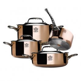 de Buyer Sada měděného nádobí na indukci Prima Matera 4 ks
