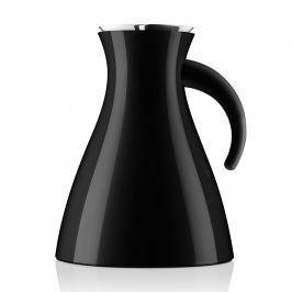 Eva Solo Vakuová termoska Ø 18 cm, 1,0 l černá